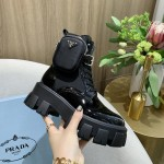 Replica Prada Monolith Boots