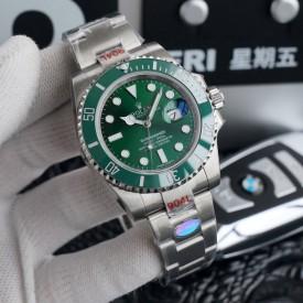 Replica Rolex Submariner green