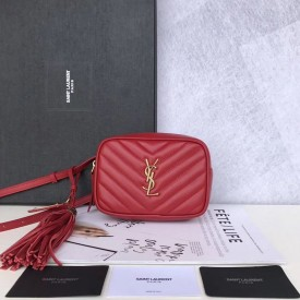 Replica YSL Lou Belt Bag